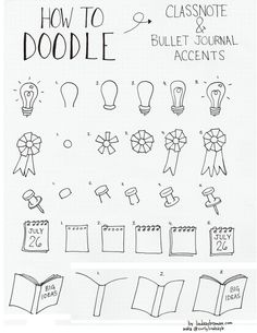 Bullet Journal Doodles: 24 Amazing Doodle Ideas For Beginners & Beyond! Bullet Journal Doodles: 24 Amazing Doodle Ideas For Beginners & Beyond!- Bullet Journal Doodles: 24 Amazing Doodle Ideas For Beginners & Bey Journal D'inspiration, Bullet Journal Inspo, Bullet Journal Doodles Ideas, Bullet Journal Banner, Bullet Journal How To Start A Layout, Bullet Journal For Beginners, How To Journal, Bullet Journal Inspiration Creative, Bullet Journal Ideas Handwriting