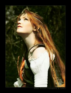 Elven Scout  by ~Taragon