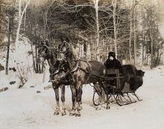 cool Arizona ghost hunter travels: The Aleppo Pennsylvania sleigh journey ghost Old Photos, Vintage Photos, Ghost World, Dashing Through The Snow, Muse Art, Ghost Hunters, Winter Wonder, Winter Fun, My Art Studio