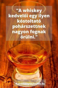 A tökéletes karácsonyi ajándék Whiskey, Whisky