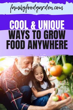 Wondering what are the cool and unique ways to grow food anywhere? So many people want to grow food yet many people believe that they can't because of where they live. Sunlight helps, even with indoor gardening, but you'd be surprised at the different and unique ways to grow food. Here's some inspiring ways to grow food no matter where you live! Check this pin! #growfood #gardening #food Indoor Gardening, Container Gardening, Gardening Tips, Beef Recipes, Cooking Recipes, Healthy Fruits And Vegetables, Grow Food, Vegan Lifestyle, Kitchen Recipes