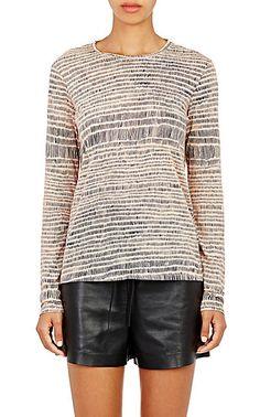 Proenza Schouler Tissue-Weight Jersey T-Shirt - Tees & Knits - Barneys.com