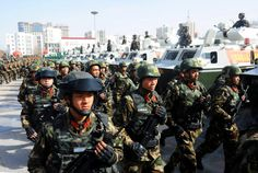 China's Xinjiang offers leniency for 'terrorists' who turn themselves in #World #iNewsPhoto