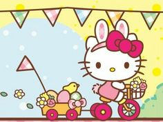 Hello Kitty / Easter