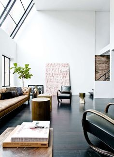 Lower East Side townhouse conversion in New York