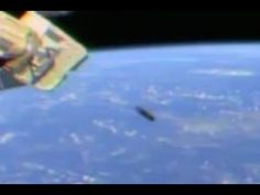 ISS films 'Black Knight Satellite UFO' at Soyuz - Astronaut's Videos Jan...