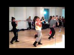 We No Speak Americano Choreography by: Dejan Tubic & Janelle Ginestra - Awesome!! Janelle kills it. <3
