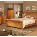 Bedroom Decorating Ideas Pine Furniture sinclair pine queen panel bed: i like this frame   bedroom