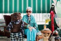 El icono de la moda Iris Apbel tendrá su propia versión de Barbie