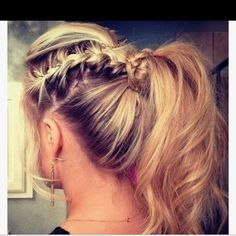 Phenomenal 1000 Images About Cheer Coach On Pinterest Cheerleading Cheer Short Hairstyles For Black Women Fulllsitofus