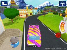Dr. Panda's Bus Driver - kids apps