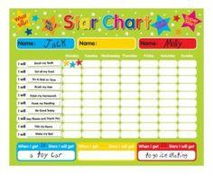 Super Nanny Behavior Charts Bribe My Kids And I M Not Ashamed Thanks Supernanny Mommyish
