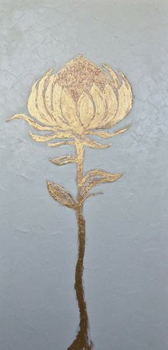 Golden Blossom | Art. Passion. ZsaZsa Bellagio