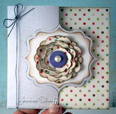 Sizzix: May Design Team Review created by Jeanne Streiff