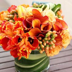 Arrange Flowers Like a Pro: 10 Secrets That Might Put Your Florist Out of…