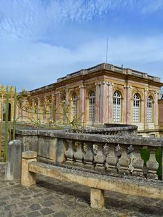 Grand Trianon, Versailles - photo Marie J