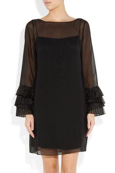 Every lady needs a little black dress.