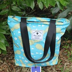 Aloha Holiday Beach Clear Bag Pouch Towel Swimwear Picnic Pool Swimming Travel