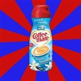 The best way to start off your day, is French Vanilla what can I say, A member of CoffeemateUSA Brew Crew