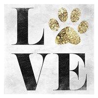 Framed Love My Pet