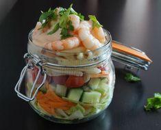 5 receitas incríveis de salada no pote