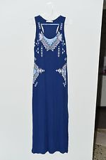 Womens Dress Long Maxi Sleeveless Summer Evening Sexy Party Size - M #dresses #fashion #style #women #trend