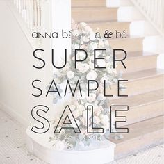 DNVR SUPER SAMPLE SALE: join us tuesday december 13th as we team up with our sister store @annabebridal for our last sample sale of the year! Call to book 720-855-1111