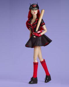 Batman DC Comics Bombshells Batwoman DC Stars Tonner Doll