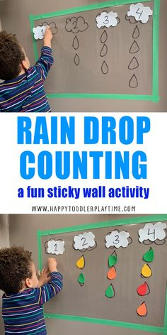 Weather Activities Preschool, Preschool Learning Activities, Preschool Lessons, Classroom Activities, Preschool Activities, Toddler Themes, Toddler Art, Lesson Plans For Toddlers, Montessori