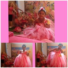 My fav flower girl#pink#pretty#princess#cute#dress#instalove#girls#instafashion