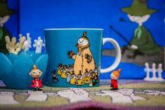 Todays Moomin mug.   Moomin Mymble's  Mother mug.