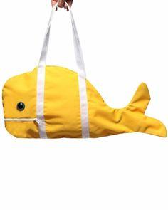 uma bolsa de baleia!