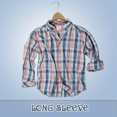 Soft acid washed, feather weight plaid shirt