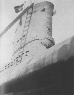 German submarine type XXIII, wwll