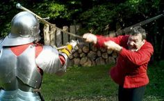 Dispelling some Medieval armour myths (with cool pics) - Imgur