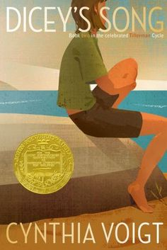 Newbery Medal 1983 ~ Dicey's Song by Cynthia Voigt