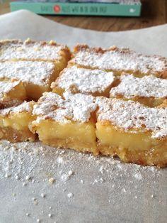 Onweerstaanbare lemon bars – zomers citroengebak | Ciao tutti - ontdekkingsblog door Italië