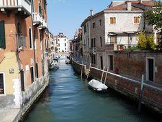 Dorsoduro Canal in Venice