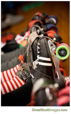 Roller Derby: Skates