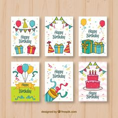 Unique Birthday Wishes, Happy Birthday Cards Handmade, Creative Birthday Cards, Happy 13th Birthday, Beautiful Birthday Cards, Birthday Gift Cards, Birthday Tags, Happy Birthday Images, Happy Birthday Hand Lettering