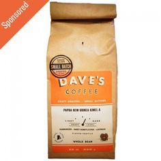 Dave's Coffee  - http://modernfarmer.com/thingwelove/daves-coffee/?utm_source=PN&utm_medium=Pinterest&utm_campaign=SNAP%2Bfrom%2BModern+Farmer