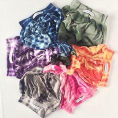 Tie dye, baby, girl, boy, kids, toddlers, pants, leggings, harem pants, soft, rayon, knit, boho chic