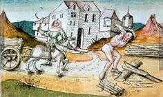 Monat November   Dieses Bild: 006789     Süddeutsch    1475 ; 1475 ; Wien ; Österreich ; Wien ; Österreichische Nationalbibliothek ; cod. 3085 ; fol. 10r