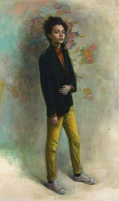 Venus as a boy Wen Wu