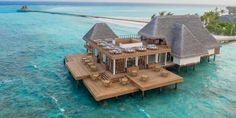 AMBULA - Heritance Aarah. Photo copyright Heritance Aarah. Overwater Bungalows, Maldives Travel, Plan Your Trip, Virtual Tour, Villa, Tours, Cabin, House Styles, Cabins