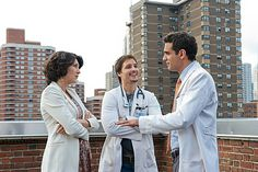 O'Hara, Coop, and Cruz Eve Best, Nurse Jackie, Peter Facinelli, Movie Tv, City Life, Entertainment, Characters, Music, Funny