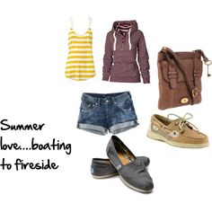 Summer clothing....I wish I could wear shorts all year long!