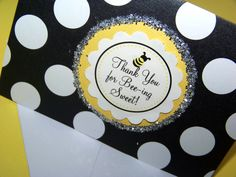 Adorable Bumble Bee Birthday Party :: Sweet Customers - The TomKat Studio