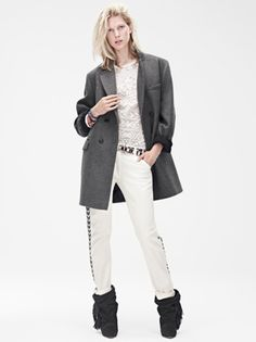 See Each and Every Piece from the Isabel Marant for H&M Collection: http://teenv.ge/15WCw2W