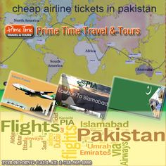 Save Money With Cheap Direct Flights To Pakistan  You may be a traveler on business tour to Pakistan or you may be a tourist. Pakistan offers several options when it comes to reserving cheap tickets for flights to the country. The cheap direct flights to Pakistan can offer you a chance to book packages that provide hotel accommodation and transportation.  http://www.primetimetravelnyc.com/cheap-direct-flights-to-pakistan/
